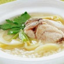 ข้าวต้มปลาผักกาดดอง