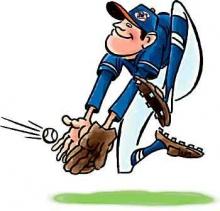 ขำขัน : เบสบอลบนสวรรค์