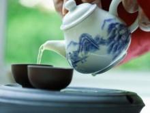 เคล็ดลับ : การชงชา