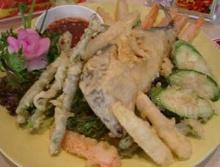 น้ำพริกเทมปุระปลาทู