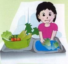 เคล็ดลับ 11 วิธีล้างผักให้สะอาด