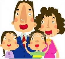 ขำขัน : ครอบครัว
