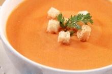 ซุปแครอทกับสับปะรด