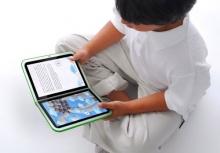 อ่านหนังสือจากอุปกรณ์อิเลกทรอนิกส์ช้ากว่าอ่านจากเป็นเล่ม