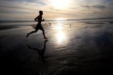 วิ่งเท้าเปล่าถูกสุขภาพ