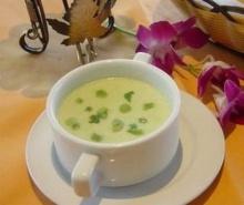 ซุปหน่อไม้ฝรั่ง