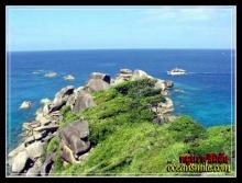 หนีร้อน ไปเที่ยว เกาะสิมิลัน