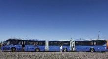 รถบัสยาวที่สุดโลก