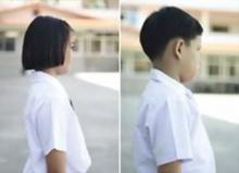 ทำไมเด็กไทยต้องตัดผมสั้น!!