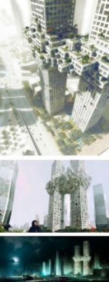 ไม่ตั้งใจ! ตึกเกาหลีใต้หน้าตาคล้าย เวิลด์เทรดถล่ม