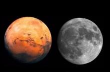 5มี.ค.ดาวอังคารโคจรใกล้โลกที่สุด