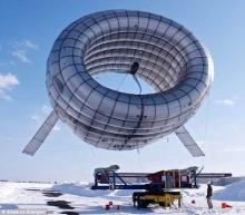 โรงไฟฟ้าพลังงานลม ลอยฟ้า (Airborne wind turbine)
