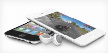 ลือ iPod touch รุ่นใหม่พร้อมกับ CPU A5X และ Ram 1GB