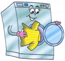 ดูแลเครื่องซักผ้า ให้ใหม่อยู่เสมอ
