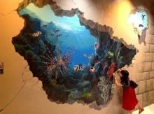 Art in Paradise พิพิธภัณฑ์ภาพวาด 3 มิติ พัทยา !!