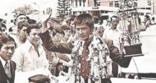 ฮีโร่เหรียญโอลิมปิกคนแรกของไทย