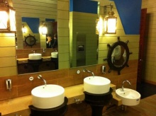 ห้องน้ำสาธารณะเปลี๊ยนไป๋