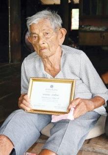 เปิดเคล็ดลับอายุยืน 106 ปี คุณแม่ 5 แผ่นดิน...แกงส้มอร่อยสุด!