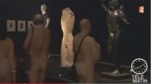 สยิว!!พิพิธภัณฑ์ นู้ดเข้าดูต้องแก้ผ้า
