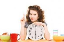 แค่ปรับนาฬิกาชีวิตสักนิด ก็พิชิตน้ำหนักได้