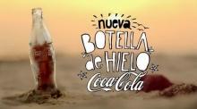 "Coca Cola ลดขยะหันมาใช้ ""ขวดทำจากน้ำแข็ง"""