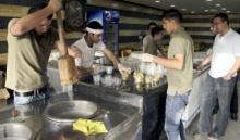 บัคแดช ร้านไอศกรีมที่พร้อมดับความร้อนของสงครามซีเรีย
