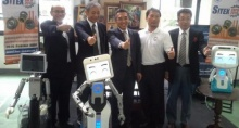เปิดตัวหุ่นยนต์ดินสอรุ่น 2 ใช้ดูแลผู้สูงอายุ