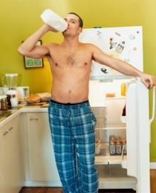 ทายนิสัย ดูผู้ชายจากตู้เย็น