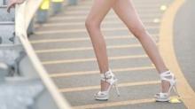 ระวัง ! ภัยร้ายรองเท้าส้นสูง
