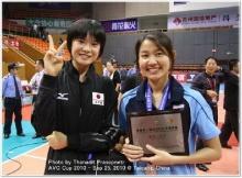 รู้จักฮารุกะ มิยาชิตะ สาวน้อยมือเซ็ตทีมชาติญี่ปุ่น ขวัญใจแฟนๆชาวไทย