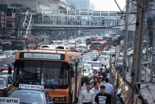 ที่หนึ่งแล้ว!! 'บีบีซี' ตีข่าวกรุงเทพฯ เมือง 'รถติด' ที่สุดในโลก