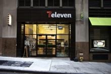 เผยโฉม 7 Eleven เปลี่ยนโลโก้และดีไซน์ร้านใหม่ยกแผง