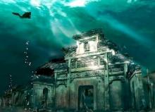 เมืองโบราณใต้น้ำอายุเกือบ 2 พันปี เตรียมขึ้นแท่นแหล่งท่องเที่ยวสุดฮอตของจีน