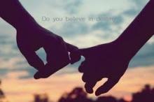 คุณเชื่อในพรหมลิขิตมั้ย ?