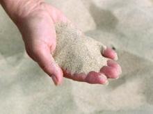 ทรายเต็มแก้ว