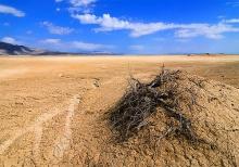 มหัศจรรย์แหล่งความร้อนใต้พิภพที่ ทะเลทรายแบล็ค ร็อค