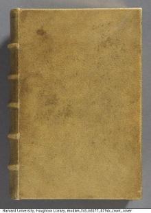 ฮาร์วาร์ดเผยมีหนังสือ หุ้มปกทำจาก หนังมนุษย์