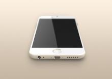 ภาพเรนเดอร์จำลอง iPhone 6 ชุดใหม่ล่าสุด