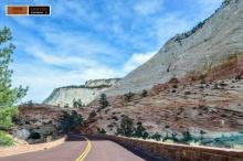 อัศจรรย์แห่งภูเขา แม่น้ำ Zion National Park, Utah
