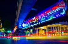แสงไฟลอยฟ้าที่น่าหลงใหลใจกลางกรุงฯ ที่คุณห้ามพลาด!!!