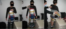 สุดอึ้ง! หนุ่มจีนซ่อนไอโฟนถึง94เครื่องไว้ในตัว ลอบเข้าด่านฮ่องกง