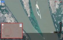 โลกตลึง! google eart ถ่ายติด พญานาค ลอยคอในลำน้ำโขงจริงหรือมั่ว?