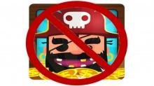 บล็อคให้เรียบ เมื่อเพื่อน(รัก) ส่ง Pirate King มาอยู่ได้ เกมอื่นๆก็ด้วย