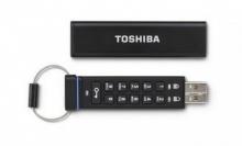 เจ๋ง Toshiba สร้างแฟรชไดร์ฟนิรภัย!?