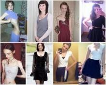 10 สาวเคยคลั่งผอม สุดท้ายเปลี่ยนกลับมาสวยเช้ง