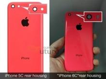 หลุดฝาหลัง iPhone 6c โหมกระแสการกลับมาของไอโฟน 4 นิ้ว