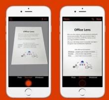 แอพ Office Lens สแกนเอกสารง่ายๆ ด้วยสมาร์ทโฟน