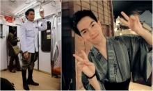 หนุ่มโพสต์แจงภาพสวมชุดไทยขึ้นรถไฟฟ้าญี่ปุ่น