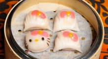 ฟินเว่อร์! น่ารักจนไม่กล้ากิน ร้านอาหารจีน 'เฮลโล คิตตี้' ที่แรกในฮ่องกง