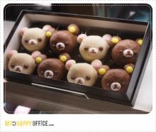 เจ้าหมีพักผ่อน รีลัคคุมะ: ตอน สารพัดขนมหวาน